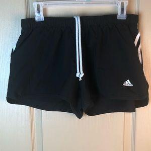 Adidas shorts training running Sz L